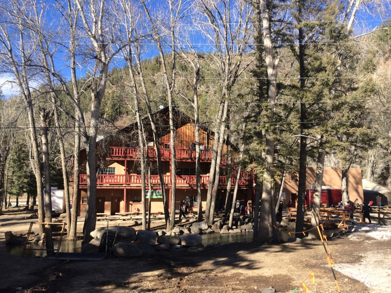 Sipapu Base Lodge