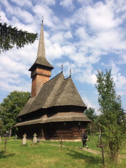 Church in Bogdan Vodă