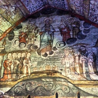 Călinești frescos