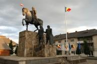 Statue of Bogdan Voda
