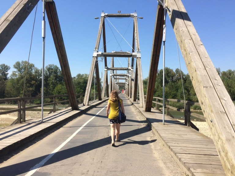 Bridge to the Ukraine