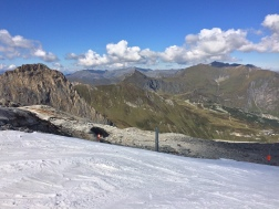 Summer skiing at Hintertux, August 2016