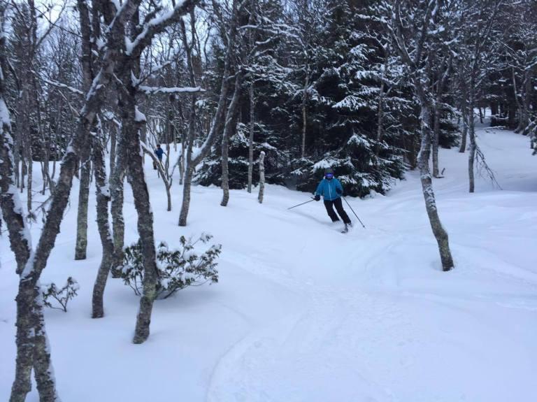 k-skiing