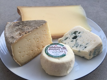 Cheeses from Coopérative Laitière de Haute Tarentaise