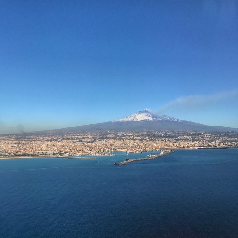 Etna from the air