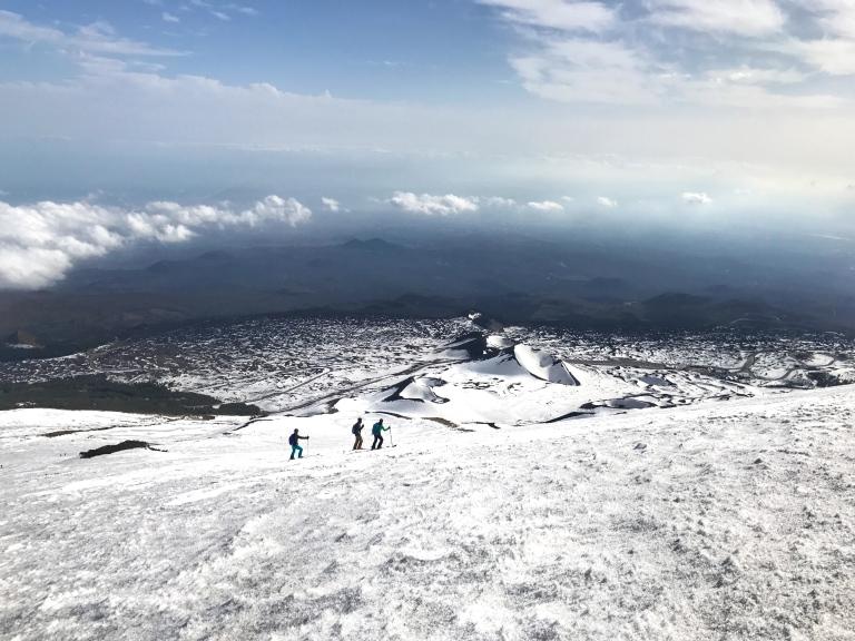 Etna Sud backcountry
