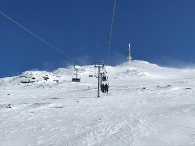 Narvikfjellet chairlift