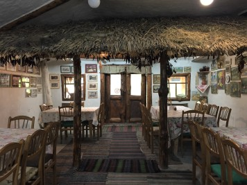 Restaurant at Eco Resort Butuceni
