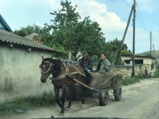 Local transport in Moldova
