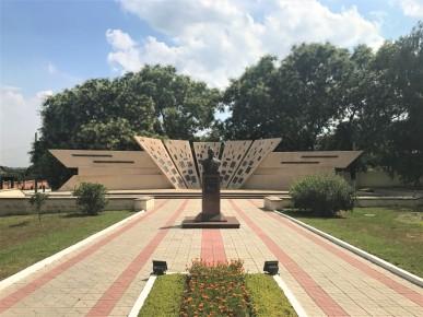 Memorial Park in Bender