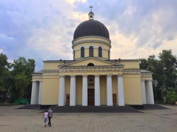Nativity Cathedral in Chișinău