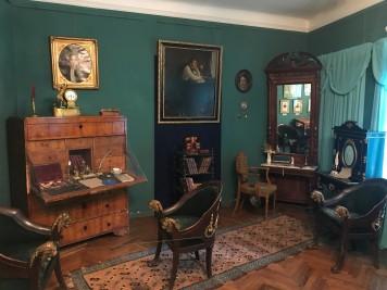 Pushkin Museum in Chișinău