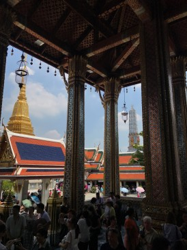The grounds of Wat Phra Kaew