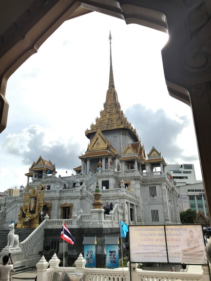 Wat Traimit—home of the Golden Buddha