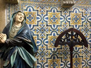 Details in Igreja da Misericórdia