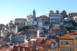 The hills of Porto