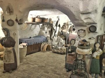 """Casa Grotta """"C'era Una Volta"""""""
