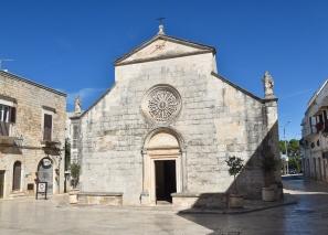 Chiesa Madonna della Greca in Locorotondo