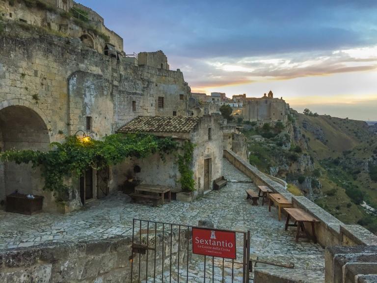 Le Grotte della Civita Entrance