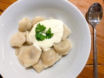 Koldunai dumplings