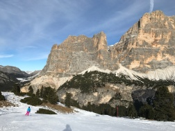 Armentarola trail