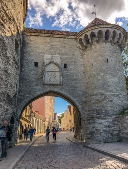 Tallinn's Great Coastal Gate