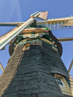 The exterior of the Heesterboom windmill