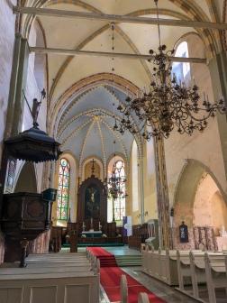 St. John's Church in Cēsis