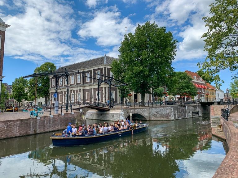 Schiedam Canal Cruise
