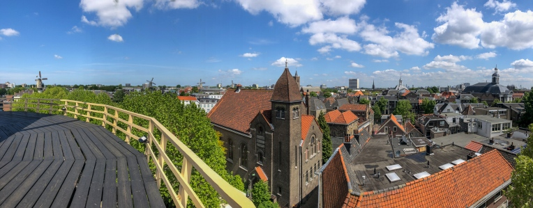 Panoramic views from Molen de Walvisch