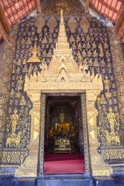 The main temple at Wat Xieng Thong